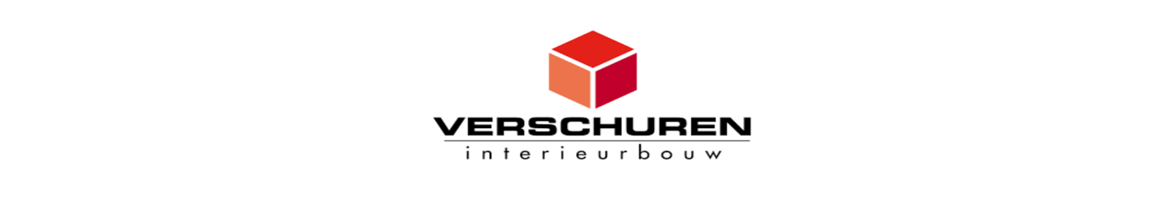 Langwerpig logo van Verschuren Interieurbouw