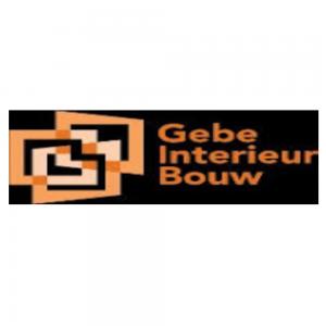 Vierkant logo van Gebe Interieurbouw