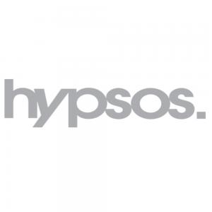 Vierkant logo van Hypsos