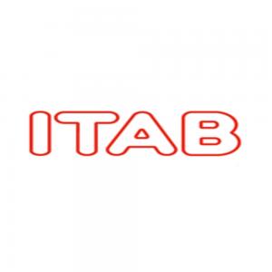 Vierkant logo van ITAB Shop Concept