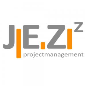 Vierkant logo van JEZZ Projectmanagement