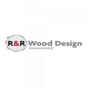 Vierkant logo van R&R Wood Design