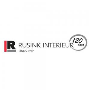 Vierkant logo van Rusink Interieur